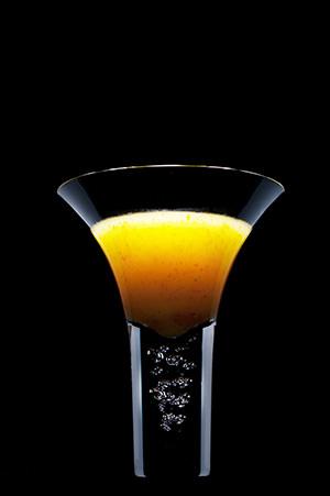 Kumquat-SakeTini